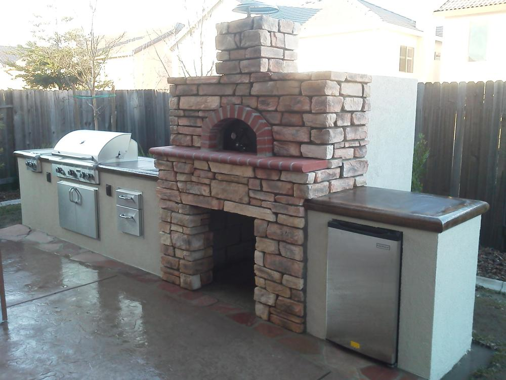 Outdoor Pizza Ovens Smokers Unlimited Outdoor Kitchens