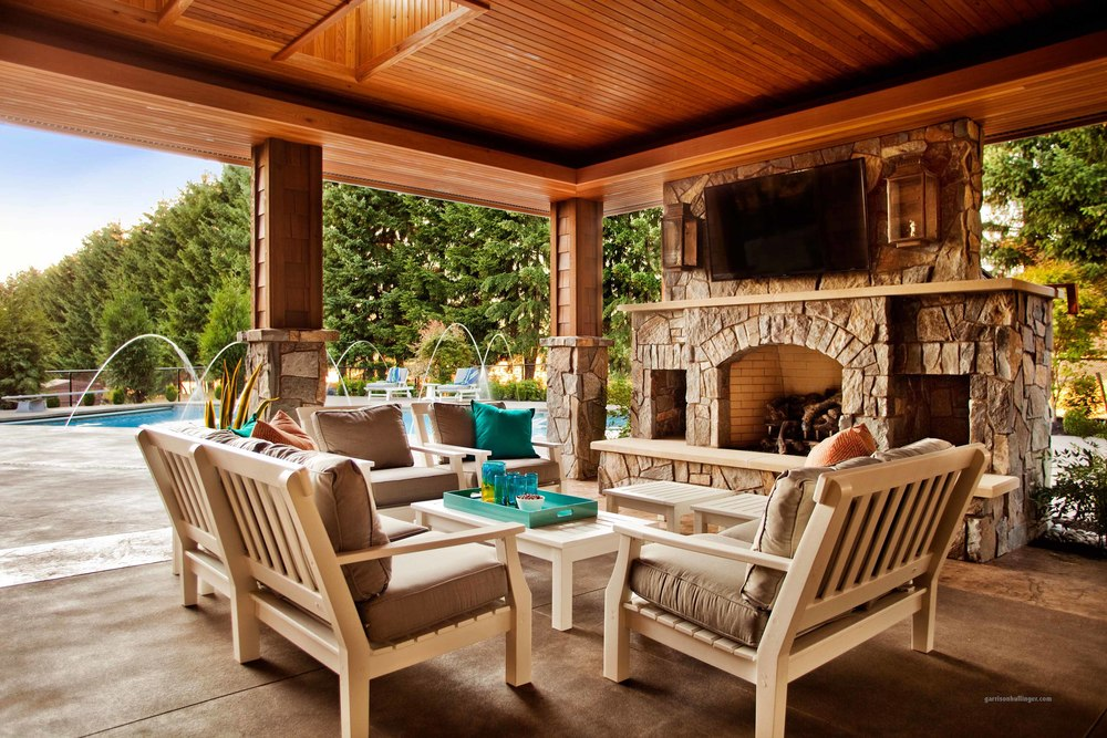 Outdoor fireplaces gazebo: grill gazebo ideas to fire up your ...