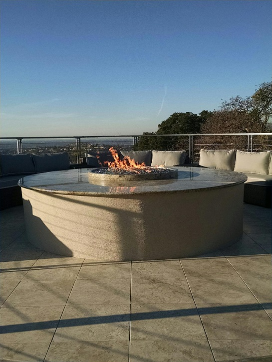 Outdoor fire table San Jose CA.jpg