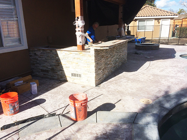 03-Livermore outdoor kitchen and pergola construction.JPG