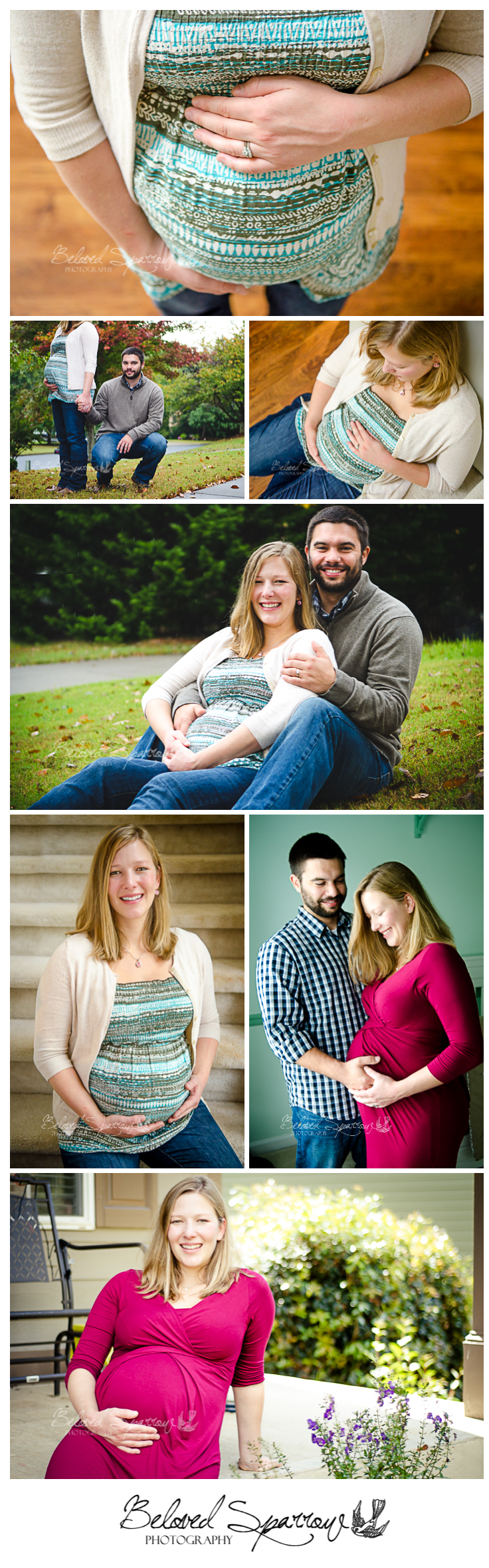 Peachtree City Maternity Professional Photographer