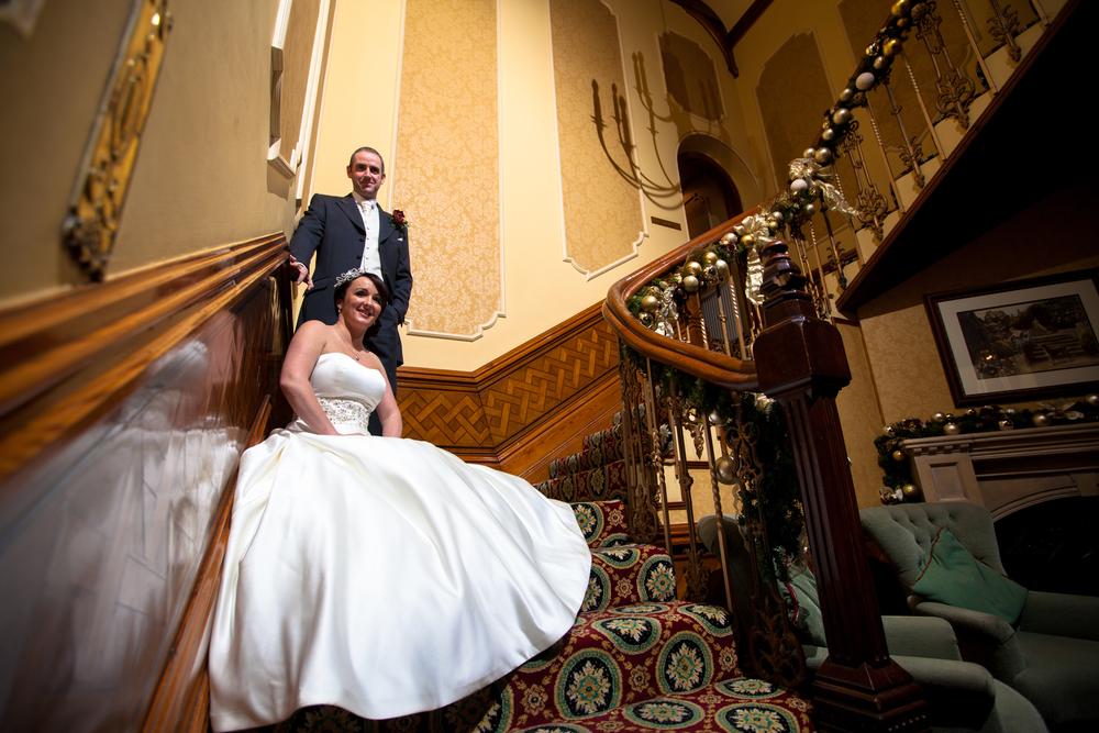 Stefanie & Ian                    Kilhey Hotel