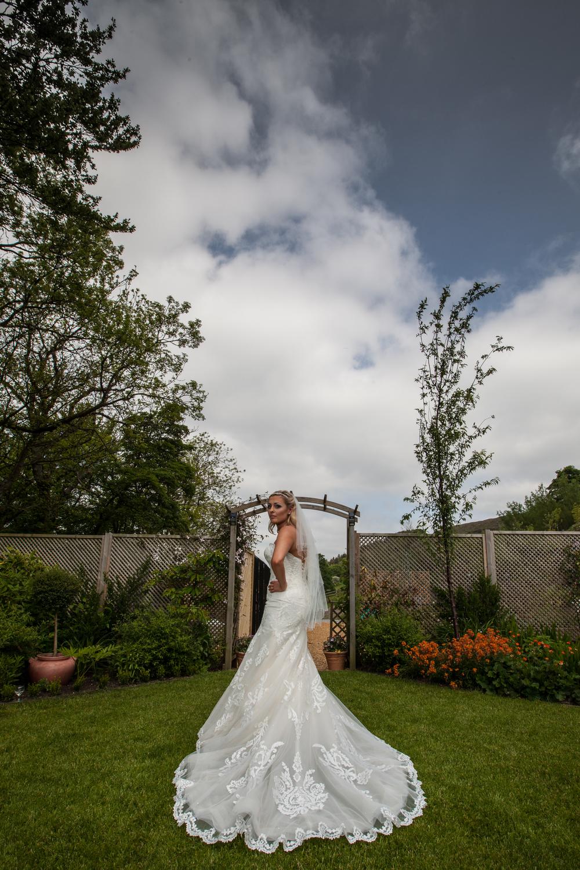 Ramsbottom ,Bridal preparation.