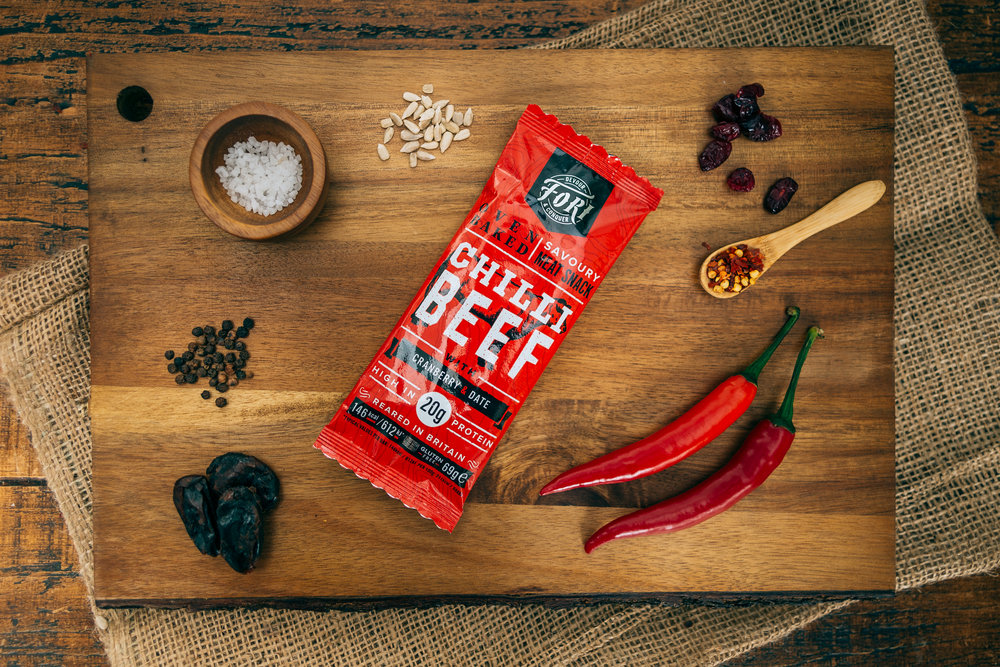 Shop Chilli Beef Pioneer Pack