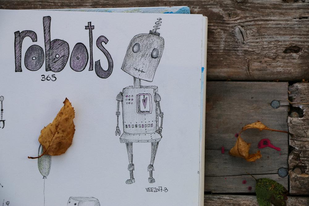 September 14, 2017 robot #7