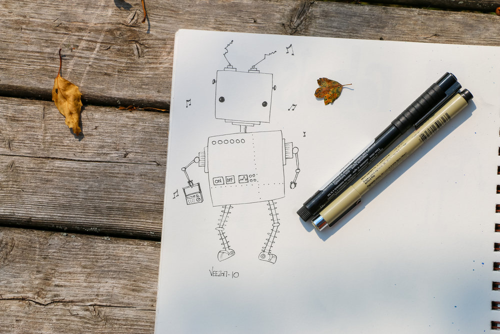 September 15, 2017 robot #8