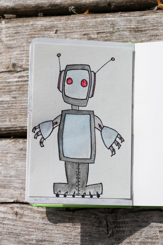 September 21, 2017 robot #14/365