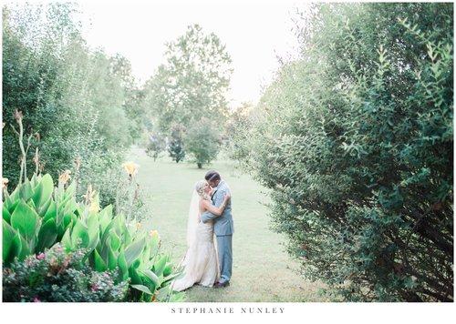 A Magnolia Gardens Wedding In Springdale Arkansas Joe Taylor