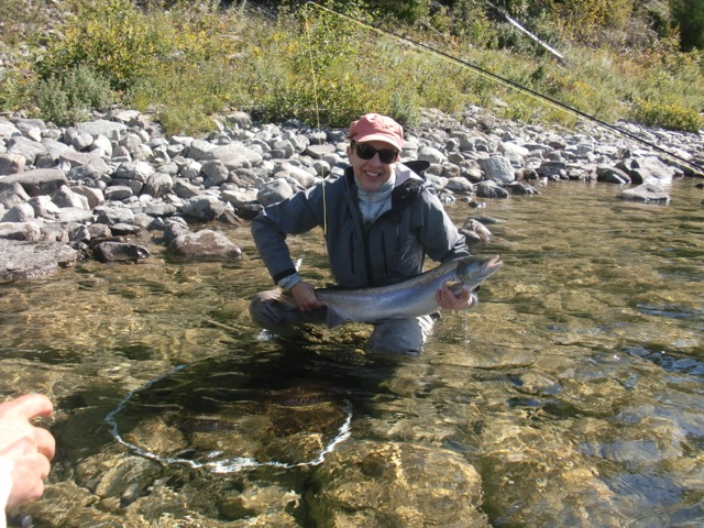 camp bonaventure fishing report sept 16th to 22nd 2013