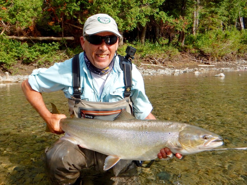 Denis Quinn from Ireland with his first one from this side of the pond, Congratulations Denis!