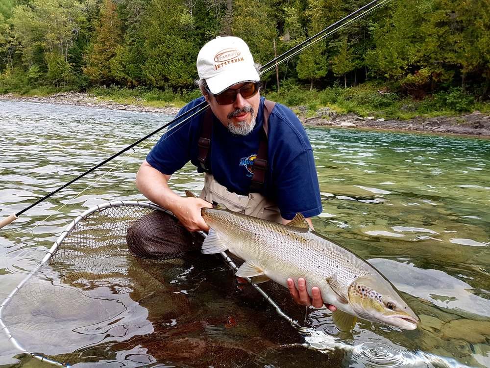George Chang from Spain with a nice one on the Bonaventure, way to go George!
