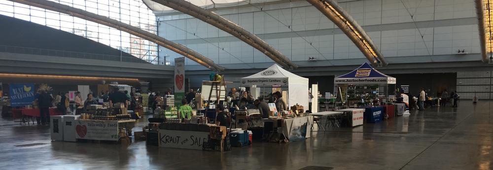 Vendor Space