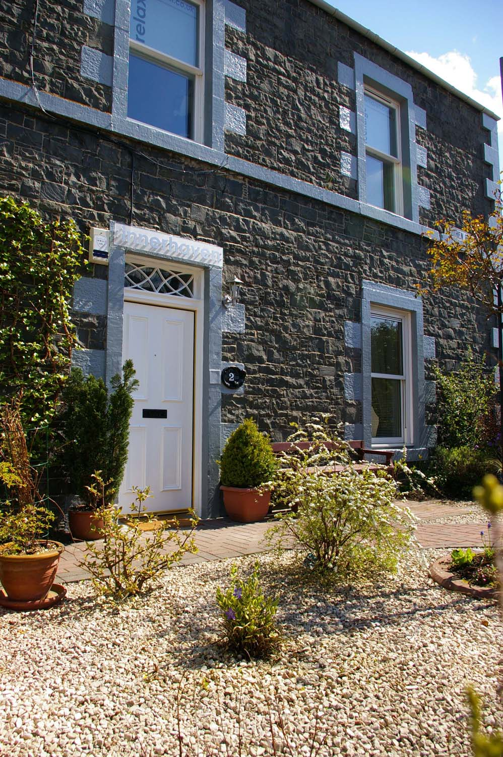 Innerhaven Innerleithen self catering holiday accommodation