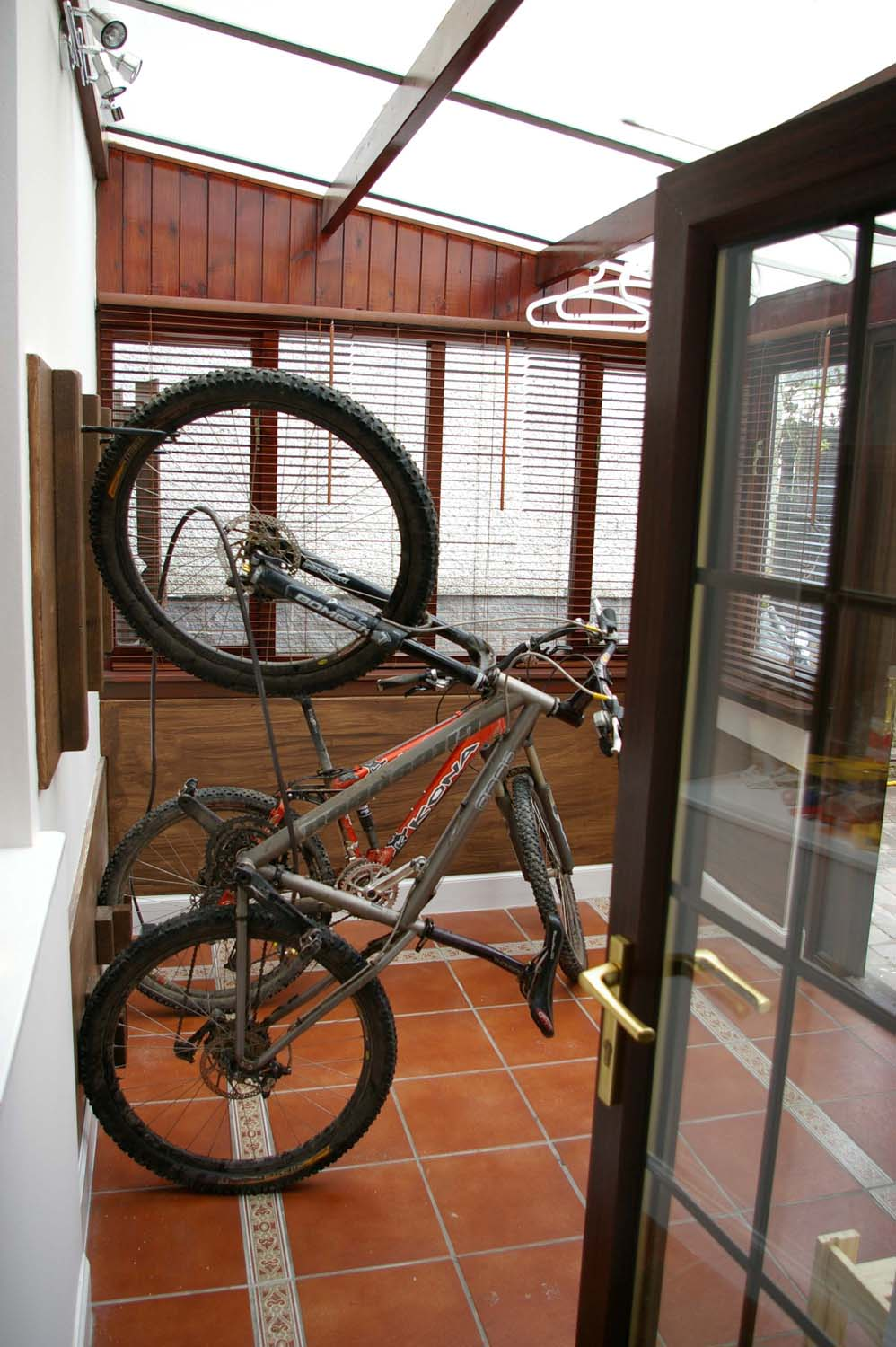 Innerhaven mountain bike accommodation near Glentress