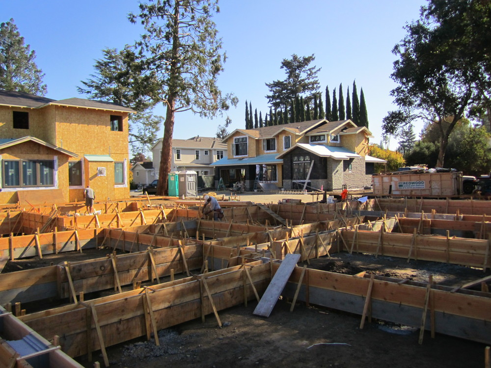 6 Home Project   Rossi Lane Redwood City   New Homes for sale 2015/16