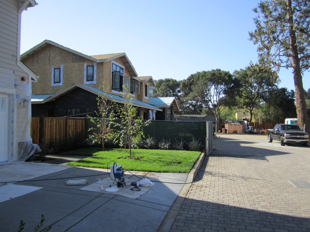 6 Home Development   Rossi Lane  Redwood City  Homes available 2015/16