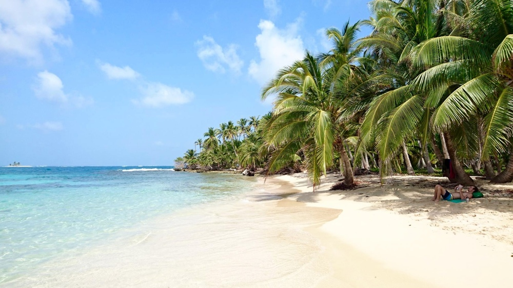 One of the San Blas Islands, Panama
