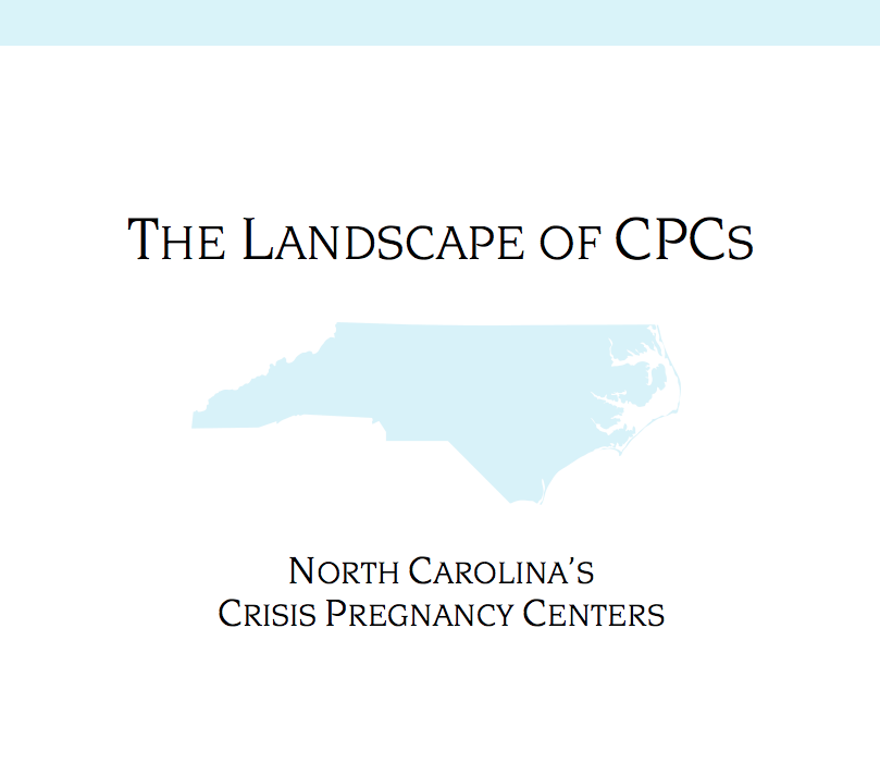 NARAL NC's 2017 CPC Report