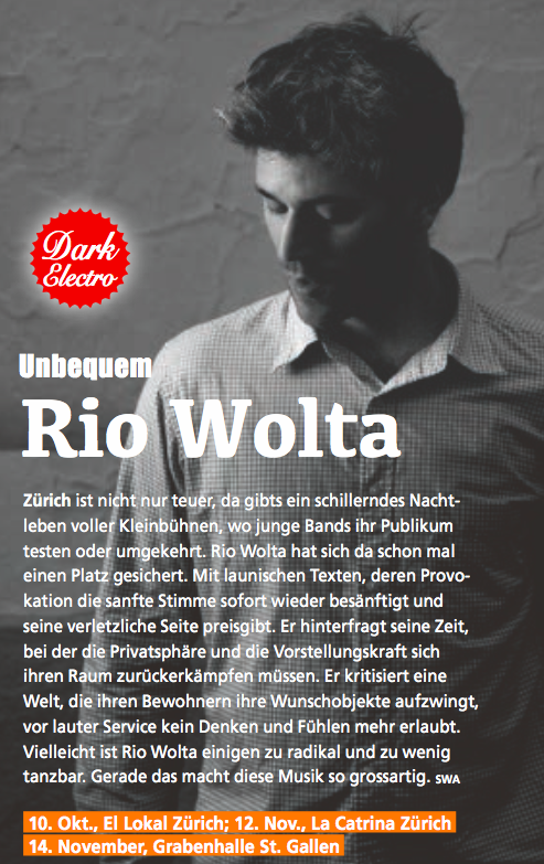 Schweizer Illustrierte, Oktober 2015