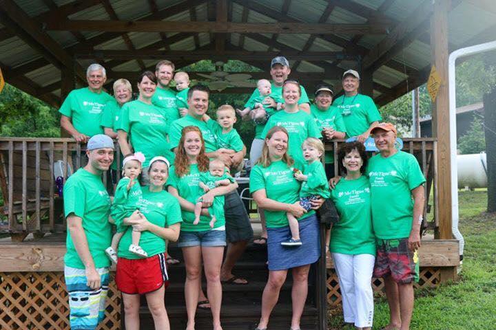 2016 McTigue Family Reunion