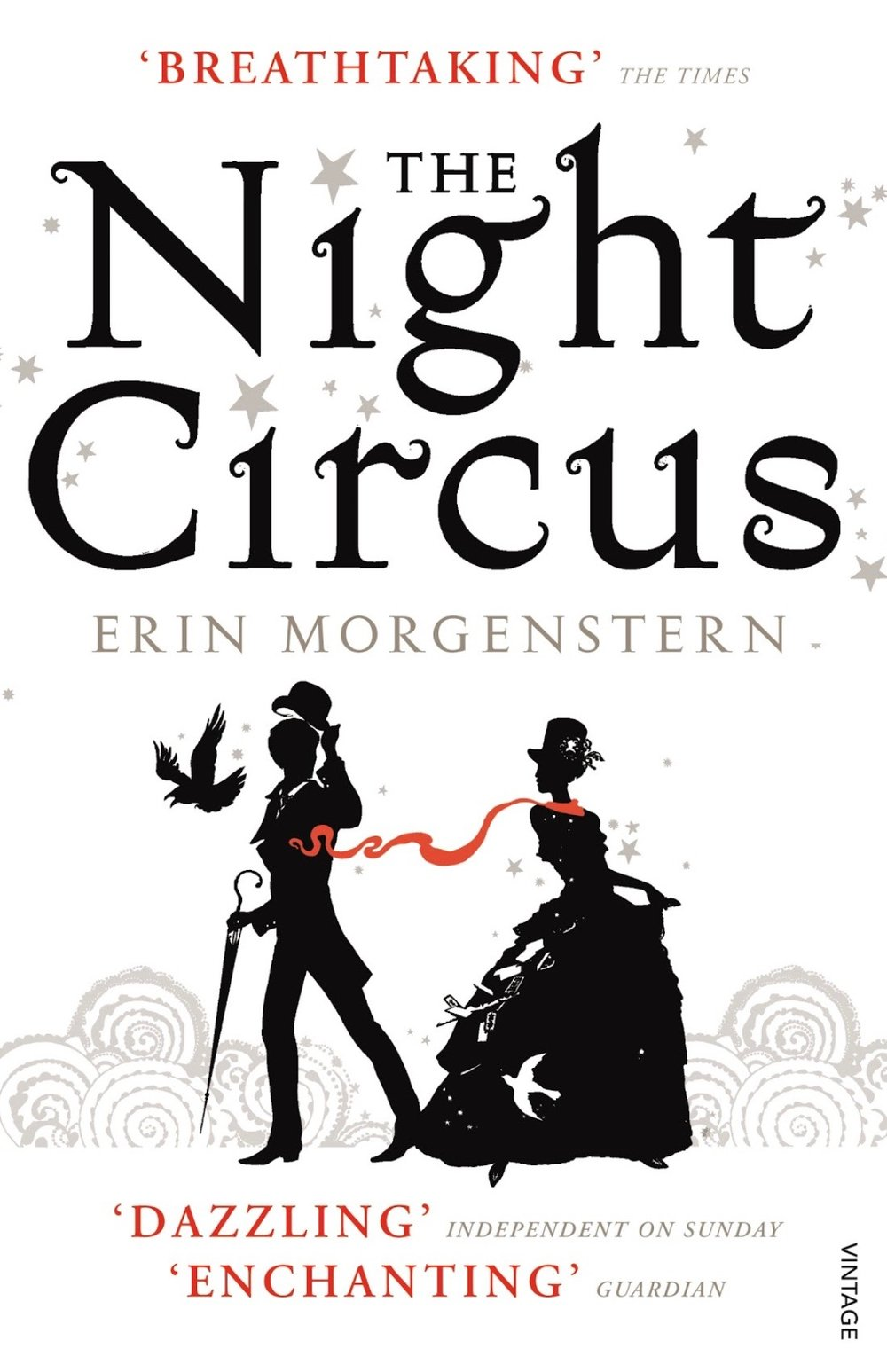 The Night Circus Book Jacket 1