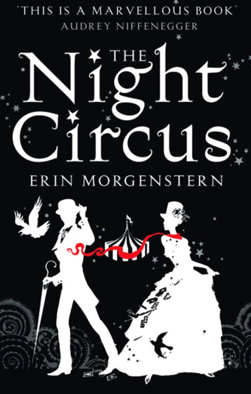 the Night Circus Book Jacket 2