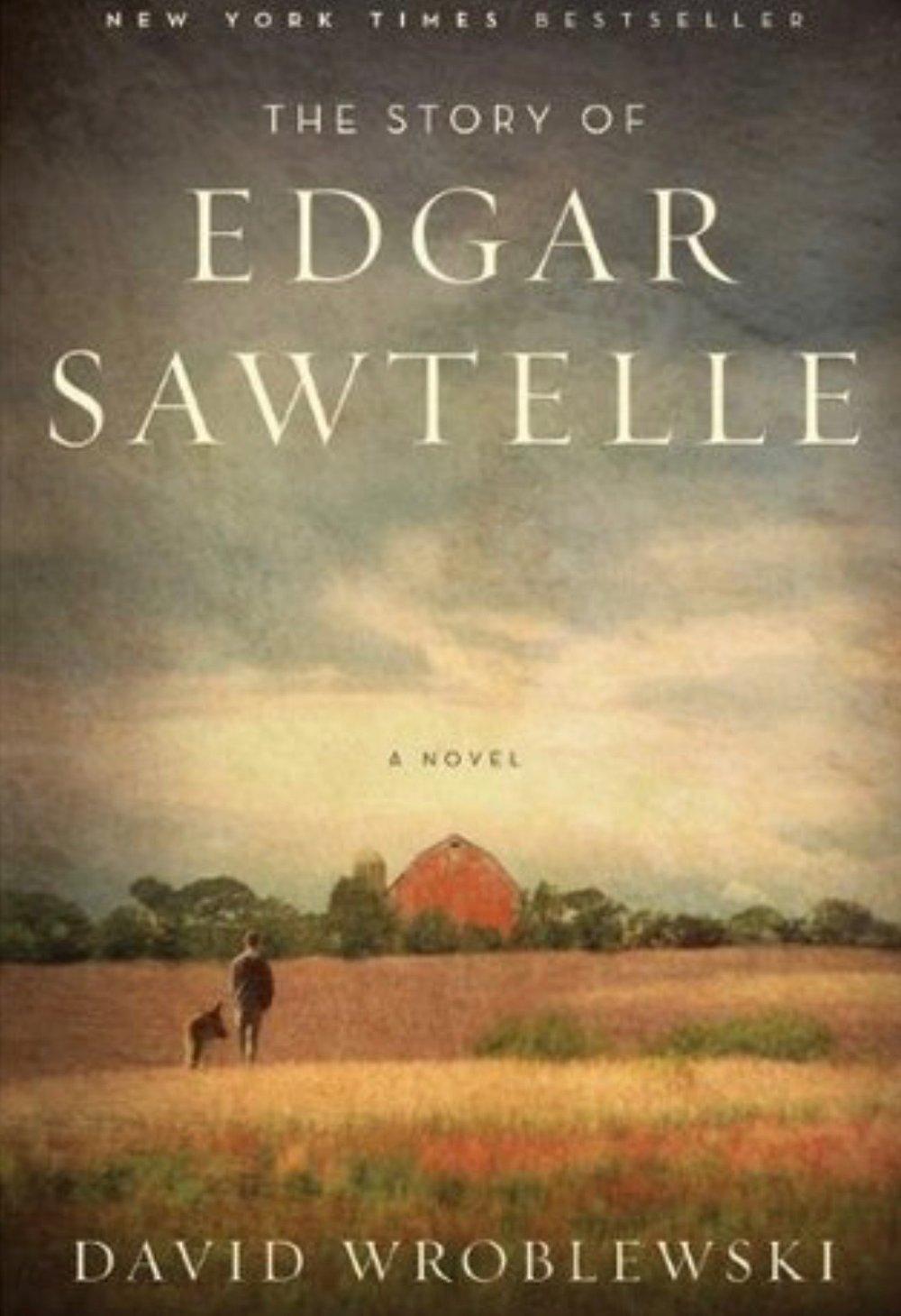 the Story of Edgar Sawtelle Book Jacket Art