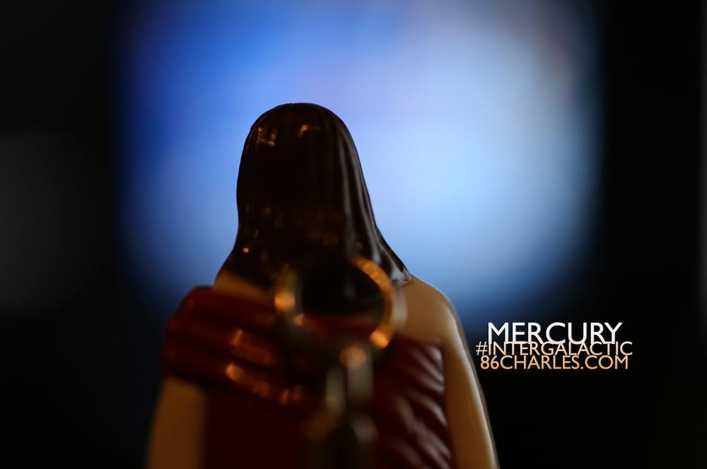 Mercury #intergalactic