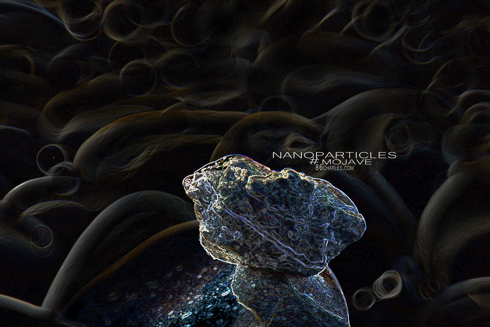 Nanoparticles #Mojave