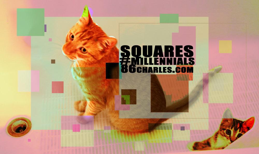 Squares #millennials