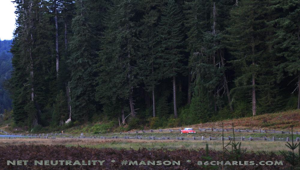 Net Neutrality #Manson