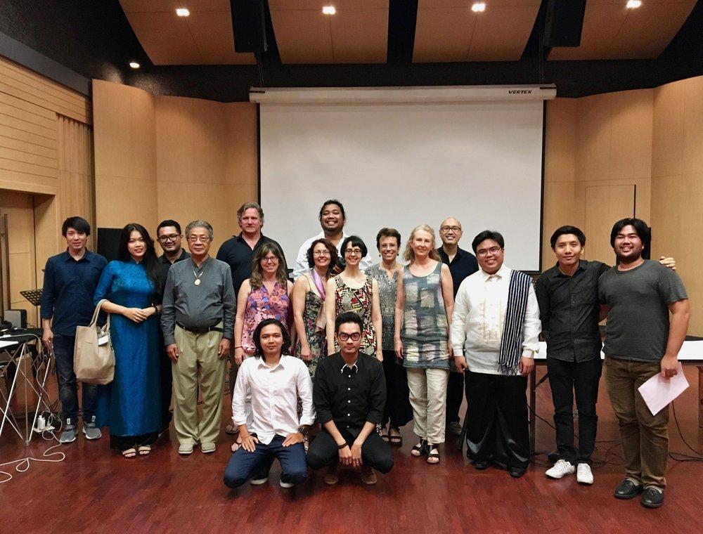 Nirmita Composer's Workshop 2017