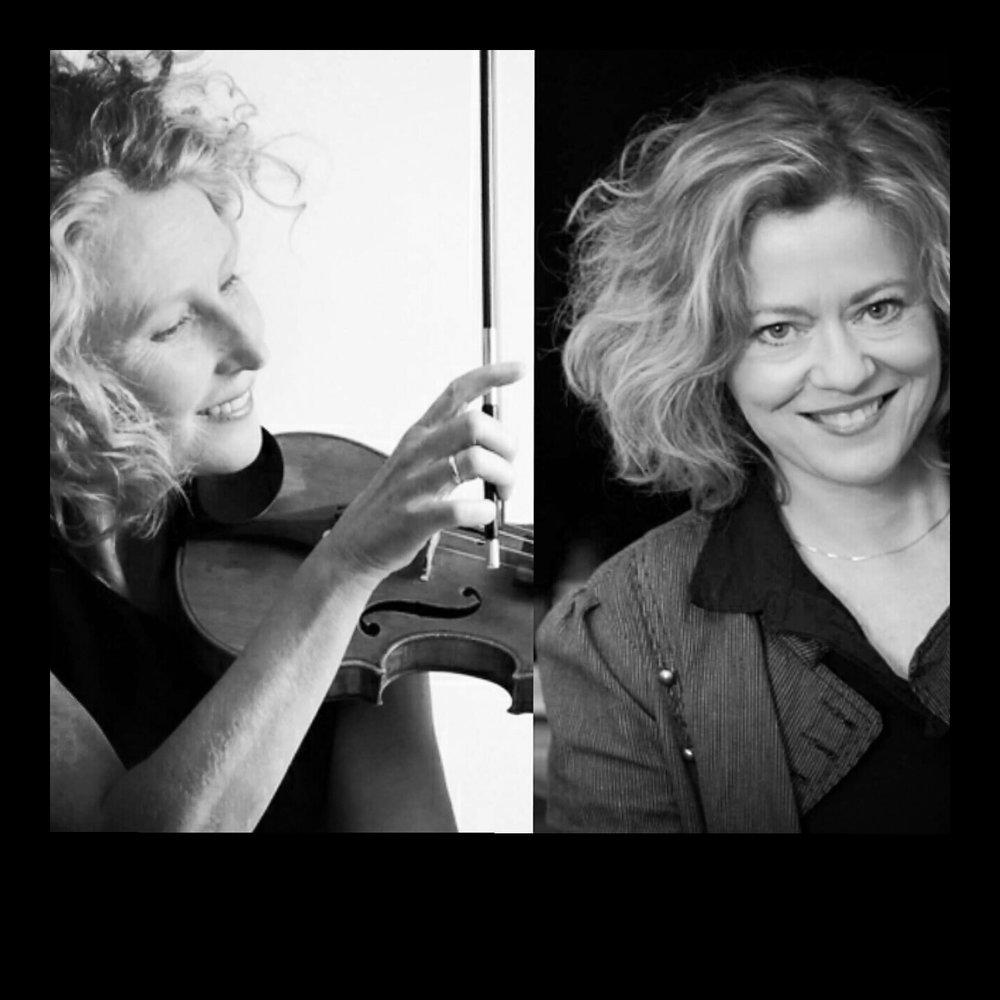Lisa Moore/Kate Stenberg in concert
