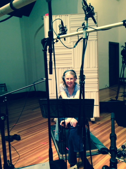 Recording @ Sono Luminous