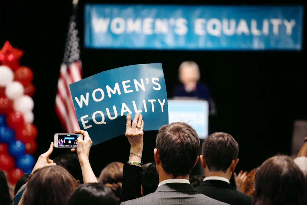 Clinton on Equality, Manhattan New York, 2014