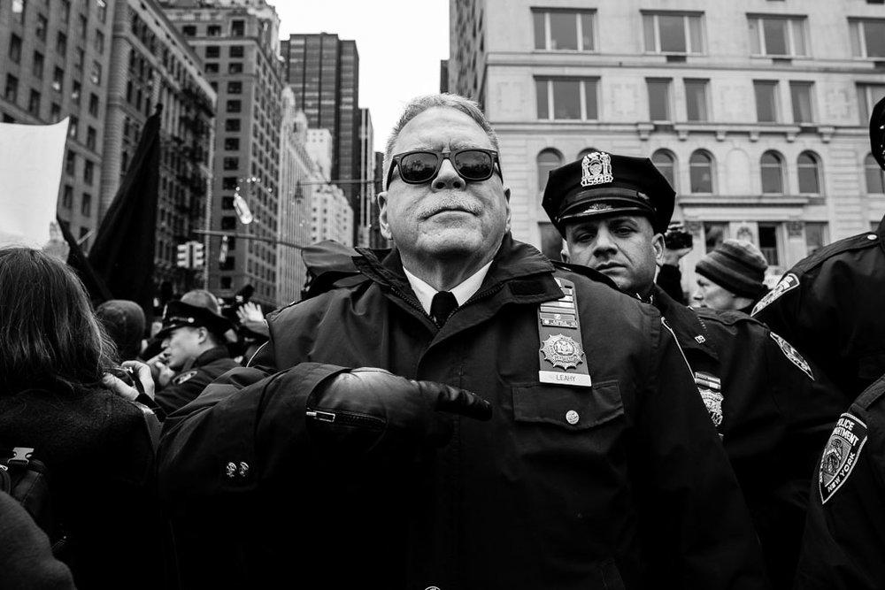 Anti Trump Protest Manhattan March 19, 2016