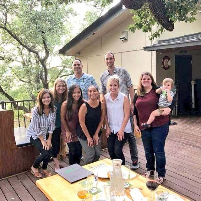 The Cultivators celebrated anniversaries again, this time at Hops & Thyme in Lakeway! It's such an honor to serve this relentless staff that never settles and hustles hard to make an impact in the community. What a beautiful thing it is when superstars unite and get work done! #abatherapy #autism