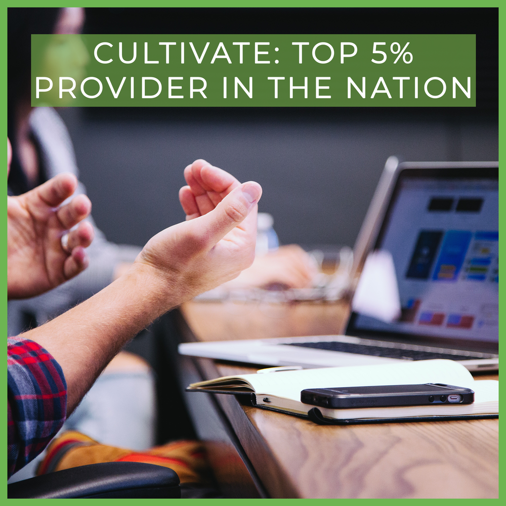 Top 5% Provider in the Nation