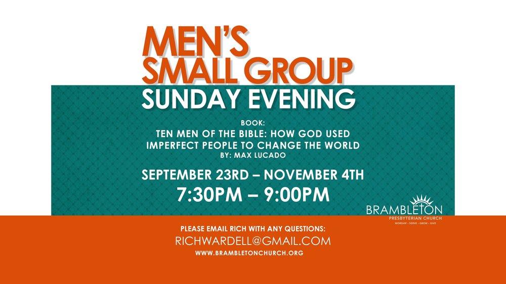 Mens Sunday Evening Small Group.jpg