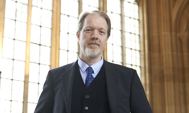 Author Adam Roberts