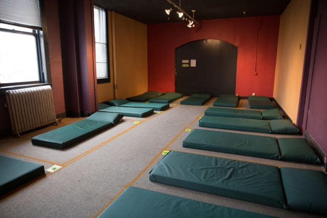 Portland Developers Donate Space For Temporary Homeless Shelter