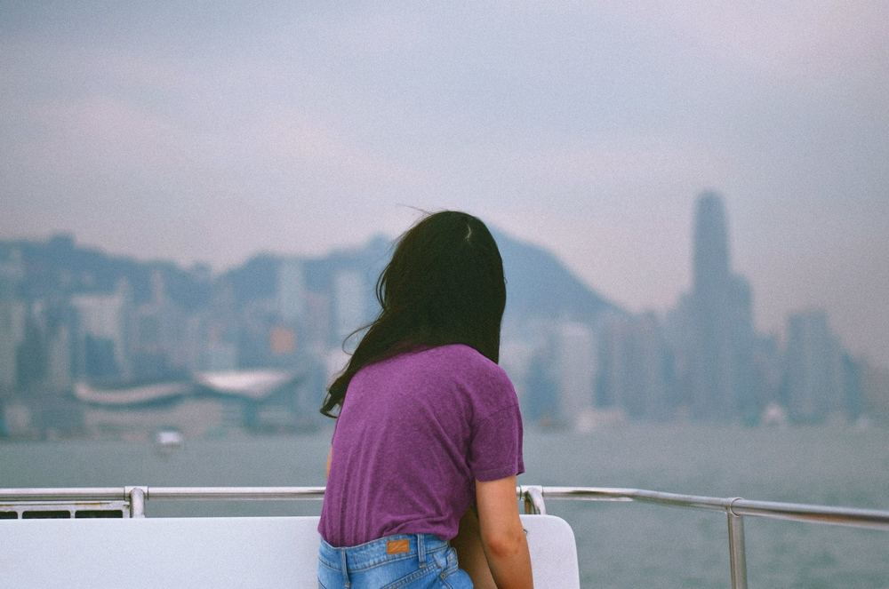 Wendy, Hong Kong, September 2012