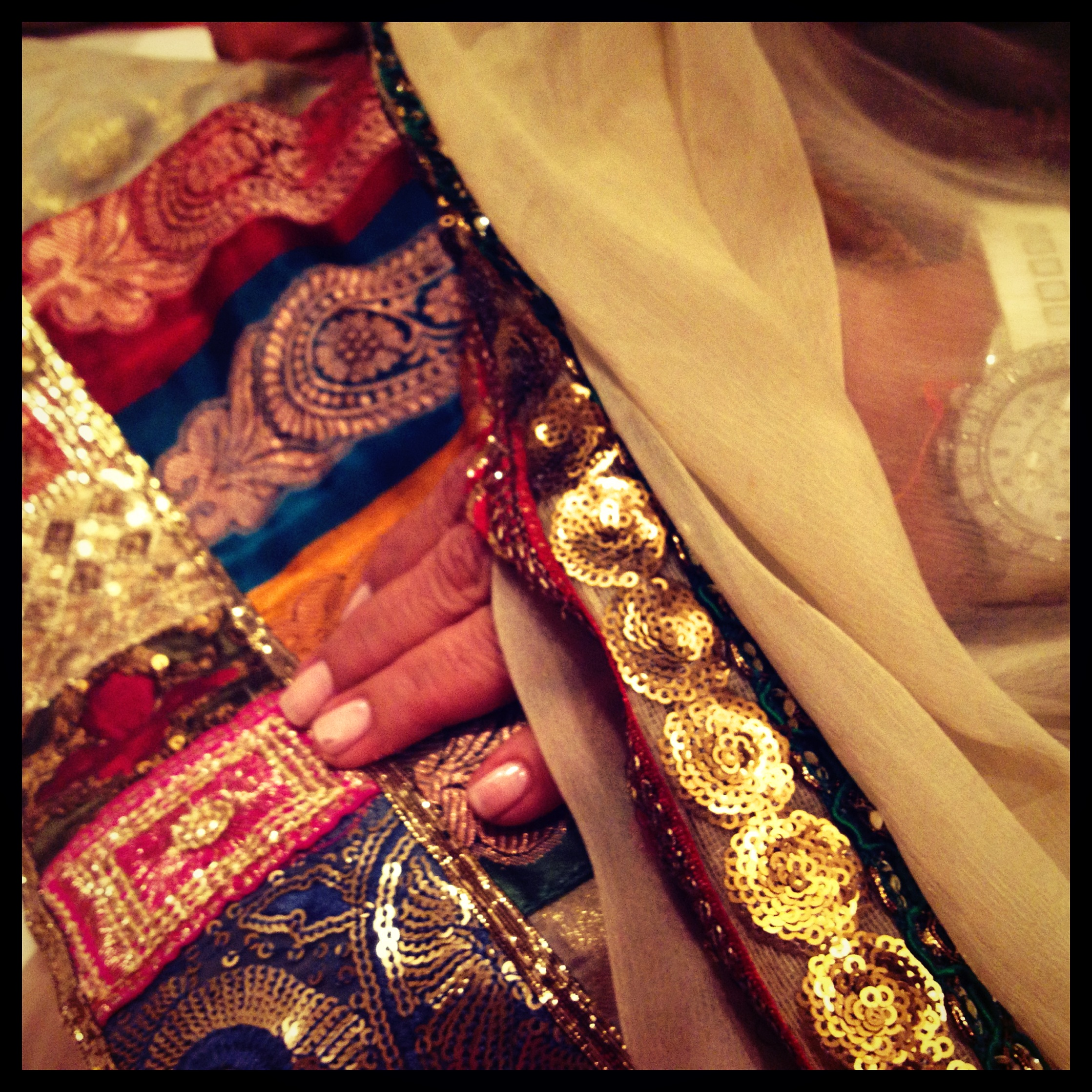 My Mom's Gorgeous Salwaar Kameez