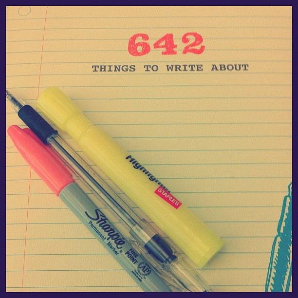 Write All the Things!