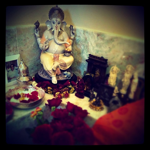 Our home temple