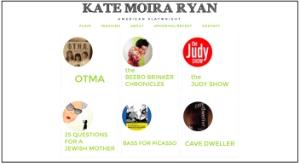 Playwright- Kate Moira Ryan