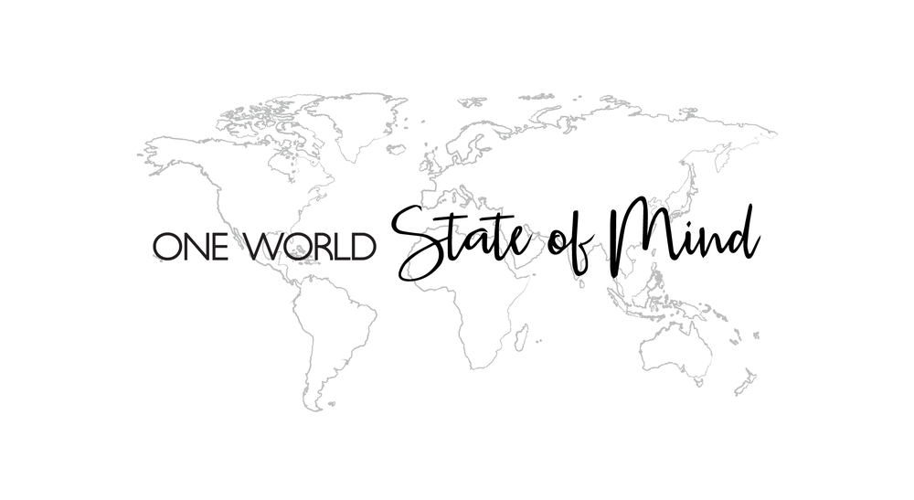 One World State of Mind Blog- Santa Barbara, CA