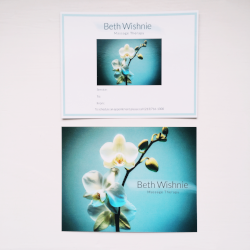 Gift Cards- Beth Wishnie Massage