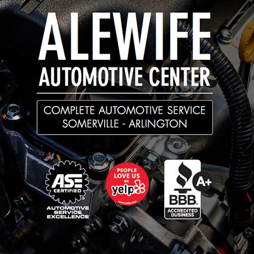 Alewife Auto Center