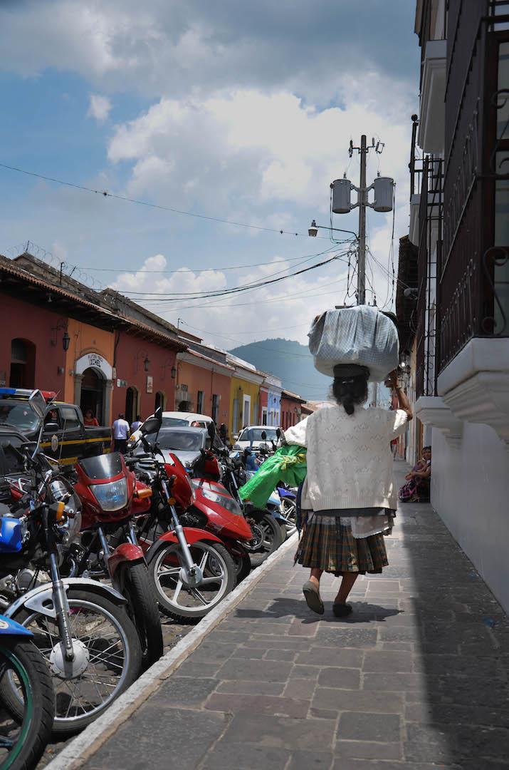 Guatemaltec granny.